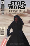 Cover for Star Wars: Episode I The Phantom Menace (Dark Horse, 1999 series) #3 [Photo Cover Newsstand]