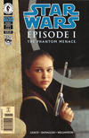 Cover for Star Wars: Episode I The Phantom Menace (Dark Horse, 1999 series) #4 [Photo Cover Newsstand]