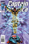 Cover for Captain America (Marvel, 1998 series) #15 [Newsstand]
