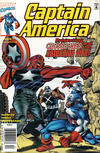 Cover for Captain America (Marvel, 1998 series) #24 [Newsstand]