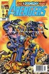 Cover for Avengers (Marvel, 1998 series) #17 [Newsstand]