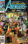 Cover for Avengers (Marvel, 1998 series) #5 [Newsstand]
