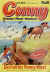 Cover for Conny (Bastei Verlag, 1980 series) #43