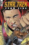 Cover Thumbnail for Star Trek: Year Five (2019 series) #14 [Regular Cover]