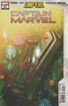 Cover for Captain Marvel (Marvel, 2019 series) #21 (155)