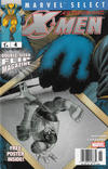 Cover for Marvel Select Flip Magazine (Marvel, 2005 series) #4 [Newsstand]