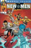Cover for Marvel Select Flip Magazine (Marvel, 2005 series) #2 [Newsstand - John Cassaday]