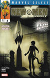 Cover for Marvel Select Flip Magazine (Marvel, 2005 series) #8 [Newsstand]