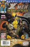 Cover for Marvel Select Flip Magazine (Marvel, 2005 series) #15
