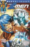 Cover for Marvel Select Flip Magazine (Marvel, 2005 series) #23