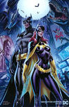 Cover Thumbnail for Detective Comics (2011 series) #1027 [J. Scott Campbell and Sabine Rich Variant Cover]