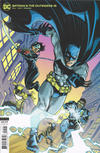 Cover for Batman and the Outsiders (DC, 2019 series) #15 [Cully Hamner Cover]