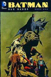 Cover Thumbnail for Batman: War Games (DC, 2015 series) #1