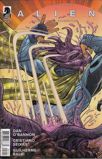 Cover Thumbnail for Alien: The Original Screenplay (Dark Horse, 2020 series) #2 [Walter Simonson Variant]