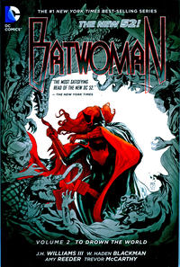 Cover Thumbnail for Batwoman (DC, 2013 series) #2 - To Drown the World