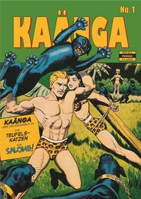 Cover Thumbnail for Kaänga (ilovecomics, 2018 series) #1