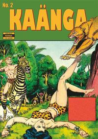 Cover Thumbnail for Kaänga (ilovecomics, 2018 series) #2