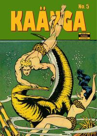 Cover Thumbnail for Kaänga (ilovecomics, 2018 series) #5