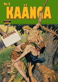 Cover Thumbnail for Kaänga (ilovecomics, 2018 series) #6