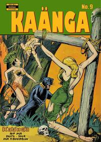 Cover Thumbnail for Kaänga (ilovecomics, 2018 series) #9