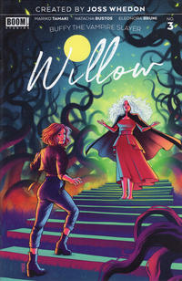 Cover Thumbnail for Buffy the Vampire Slayer: Willow (Boom! Studios, 2020 series) #3