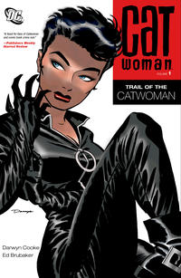 Cover Thumbnail for Catwoman (DC, 2012 series) #1 - Trail of the Catwoman