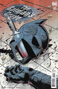 Cover Thumbnail for The Batman's Grave (DC, 2019 series) #10 [Bryan Hitch & Alex Sinclair Cover]