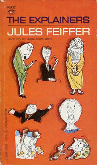 Cover Thumbnail for The Explainers (New American Library, 1964 series) #P2422