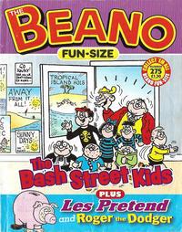 Cover Thumbnail for Fun-Size Beano (D.C. Thomson, 1997 series) #275