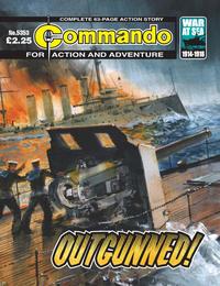 Cover Thumbnail for Commando (D.C. Thomson, 1961 series) #5353
