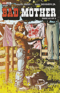 Cover Thumbnail for Bad Mother (AWA Studios [Artists Writers & Artisans], 2020 series) #2