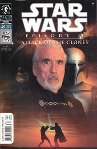 Cover Thumbnail for Star Wars: Episode II - Attack of the Clones (Dark Horse, 2002 series) #2 [Cover B - Photo Cover Newsstand]