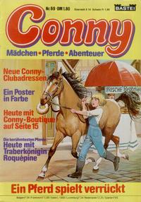 Cover Thumbnail for Conny (Bastei Verlag, 1980 series) #69