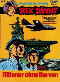 Cover Thumbnail for Rex Danny (Bastei Verlag, 1977 series) #2