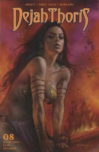 Cover Thumbnail for Dejah Thoris (Dynamite Entertainment, 2019 series) #8 [Cover A Lucio Parrillo]