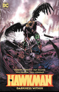 Cover Thumbnail for Hawkman (DC, 2019 series) #3 - Darkness Within