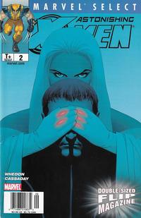Cover Thumbnail for Marvel Select Flip Magazine (Marvel, 2005 series) #2 [Direct - John Cassaday]