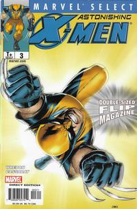Cover Thumbnail for Marvel Select Flip Magazine (Marvel, 2005 series) #3