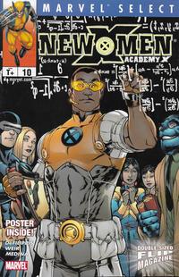 Cover Thumbnail for Marvel Select Flip Magazine (Marvel, 2005 series) #10 [Newsstand]