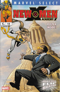 Cover Thumbnail for Marvel Select Flip Magazine (Marvel, 2005 series) #11