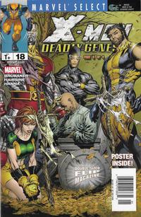 Cover Thumbnail for Marvel Select Flip Magazine (Marvel, 2005 series) #18