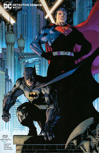 Cover Thumbnail for Detective Comics (DC, 2011 series) #1027 [Jim Lee, Scott Williams, and Alex Sinclair Variant Cover]