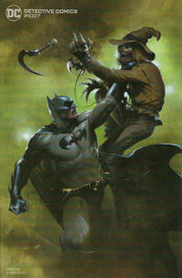 Cover Thumbnail for Detective Comics (DC, 2011 series) #1027 [Gabriele Dell'Otto Variant Cover]