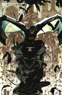 Cover Thumbnail for Detective Comics (DC, 2011 series) #1027 [Adam Hughes Variant Cover]