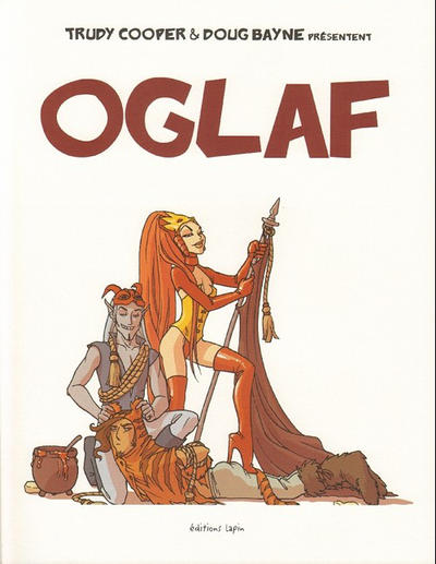 Cover for Oglaf (Éditions Lapin, 2012 series) #1