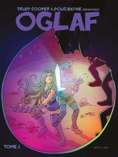 Cover for Oglaf (Éditions Lapin, 2012 series) #2
