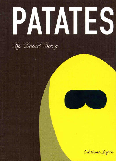 Cover for Patates (Éditions Lapin, 2018 series) #1