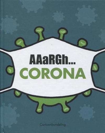 Cover for Corona (AAaRGh, 2020 series)