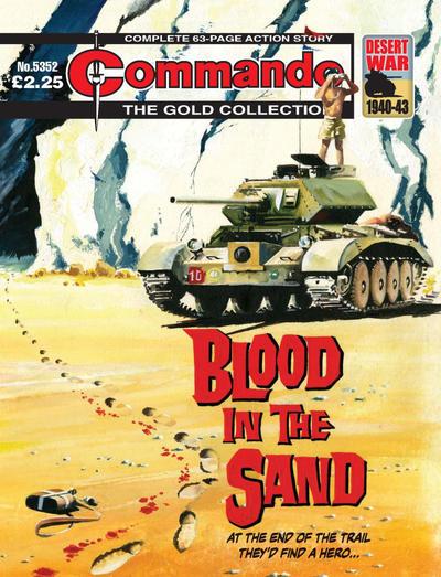 Cover for Commando (D.C. Thomson, 1961 series) #5352