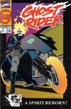 Cover Thumbnail for Ghost Rider (1990 series) #1 [Second Printing]